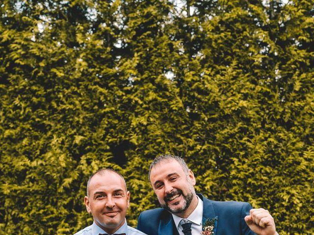 La boda de Fran y Paula en Amandi, Asturias 143