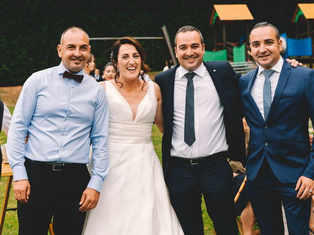 La boda de Fran y Paula en Amandi, Asturias 145