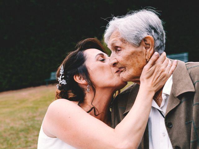 La boda de Fran y Paula en Amandi, Asturias 153