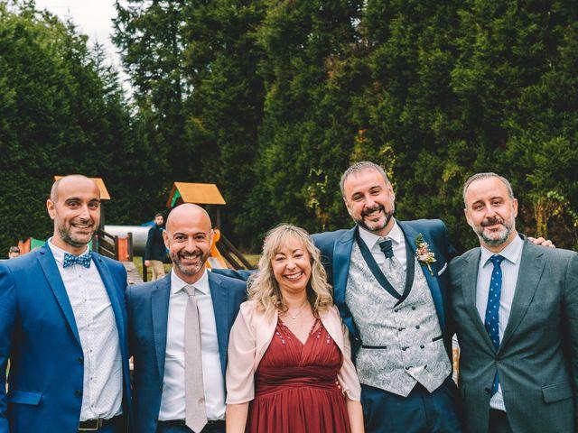 La boda de Fran y Paula en Amandi, Asturias 156