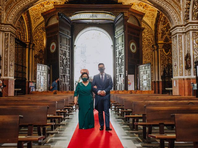 La boda de Manuel y Laura en Granada, Granada 10