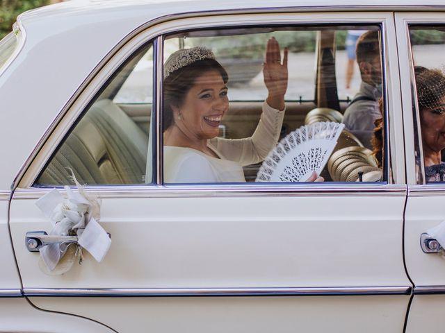La boda de Manuel y Laura en Granada, Granada 11