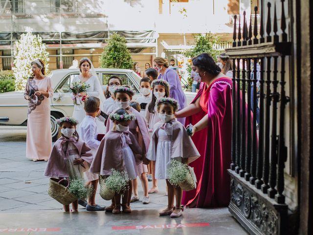 La boda de Manuel y Laura en Granada, Granada 13