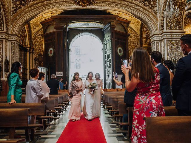 La boda de Manuel y Laura en Granada, Granada 14