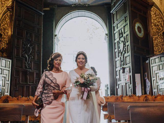 La boda de Manuel y Laura en Granada, Granada 15