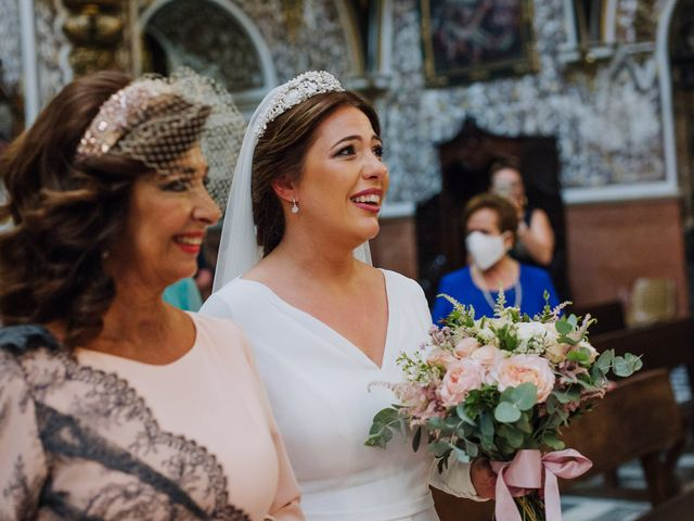 La boda de Manuel y Laura en Granada, Granada 16