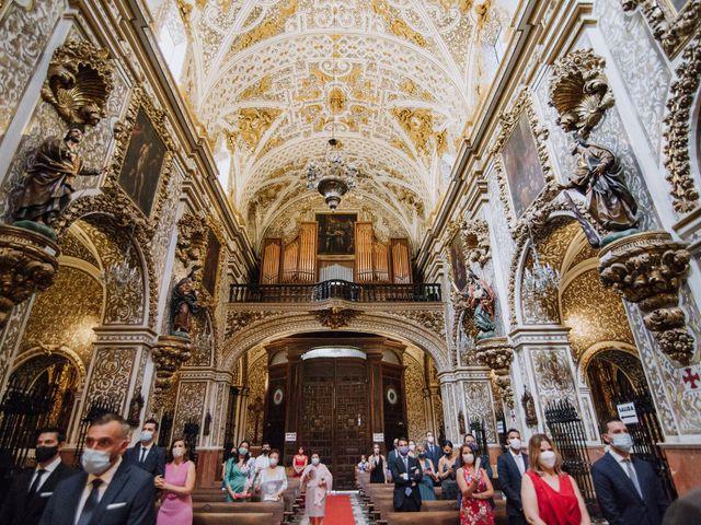 La boda de Manuel y Laura en Granada, Granada 17