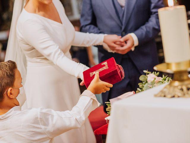 La boda de Manuel y Laura en Granada, Granada 18