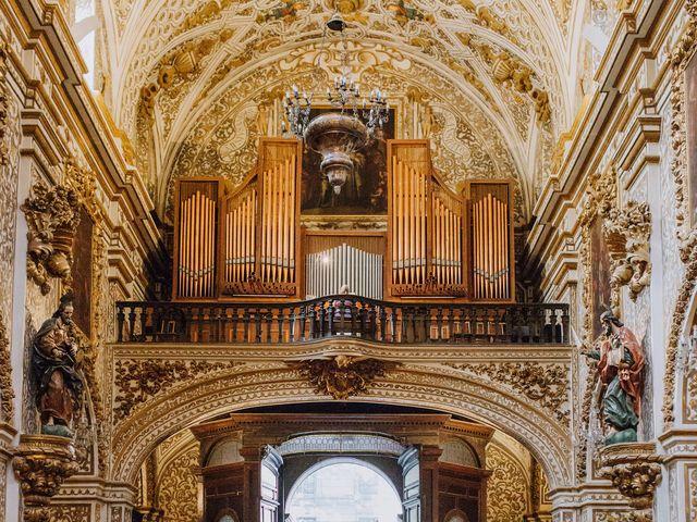 La boda de Manuel y Laura en Granada, Granada 19