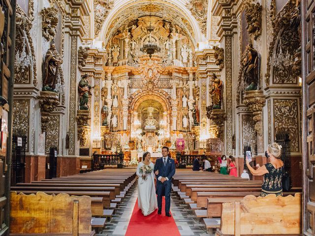 La boda de Manuel y Laura en Granada, Granada 20