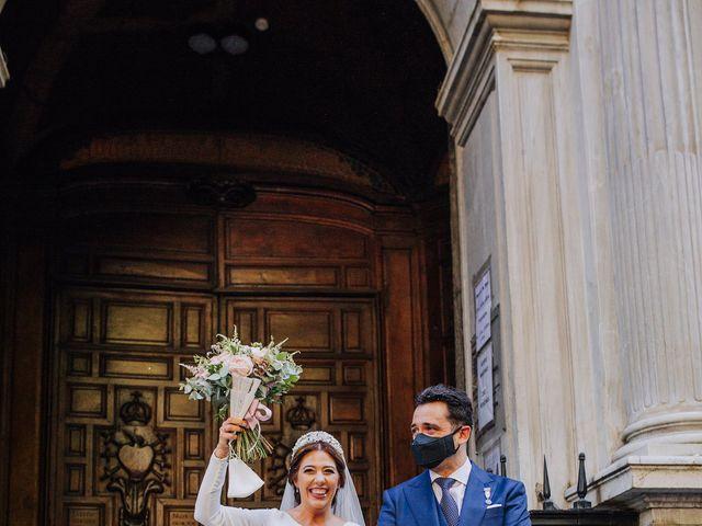 La boda de Manuel y Laura en Granada, Granada 21