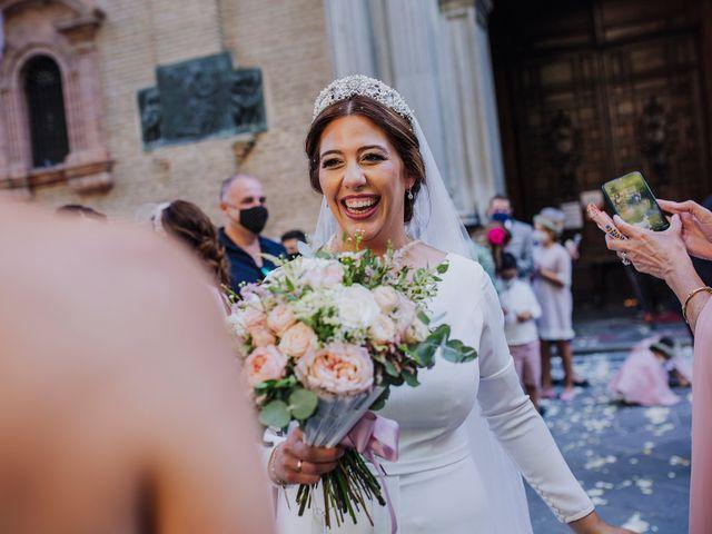 La boda de Manuel y Laura en Granada, Granada 22