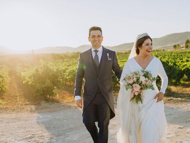 La boda de Manuel y Laura en Granada, Granada 1