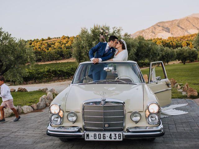 La boda de Manuel y Laura en Granada, Granada 24