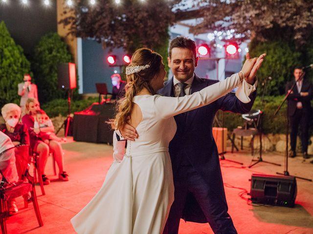 La boda de Manuel y Laura en Granada, Granada 25