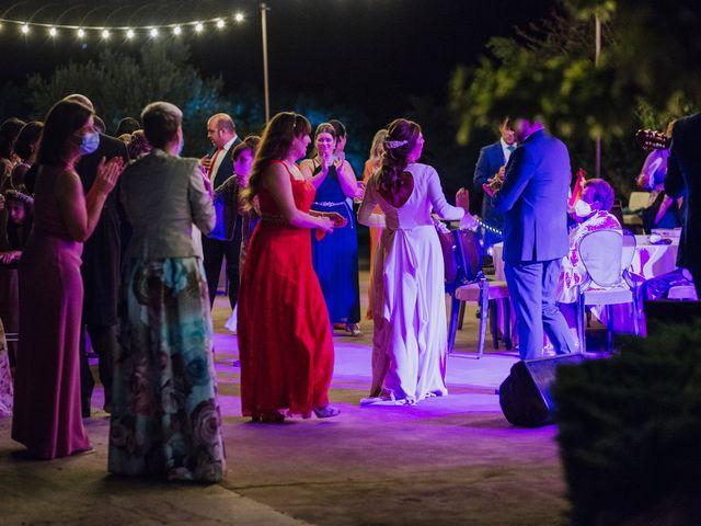 La boda de Manuel y Laura en Granada, Granada 26