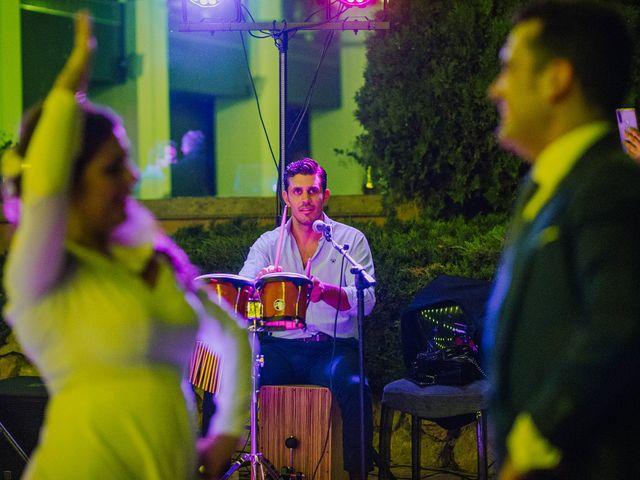 La boda de Manuel y Laura en Granada, Granada 27