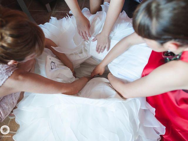 La boda de Mayte y Ander en Huarte-pamplona, Navarra 8