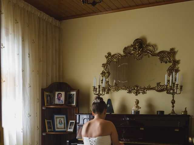 La boda de Mayte y Ander en Huarte-pamplona, Navarra 16