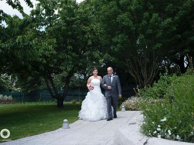 La boda de Mayte y Ander en Huarte-pamplona, Navarra 21