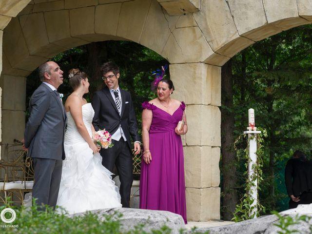 La boda de Mayte y Ander en Huarte-pamplona, Navarra 22