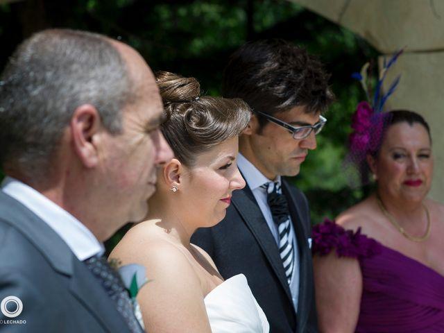 La boda de Mayte y Ander en Huarte-pamplona, Navarra 23