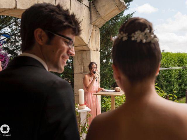 La boda de Mayte y Ander en Huarte-pamplona, Navarra 24