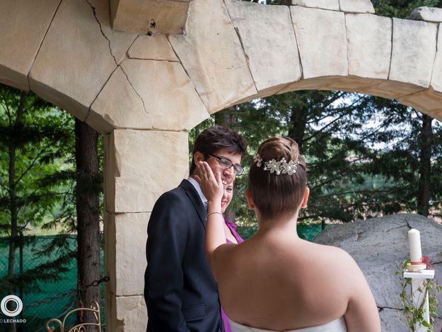 La boda de Mayte y Ander en Huarte-pamplona, Navarra 25