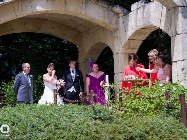 La boda de Mayte y Ander en Huarte-pamplona, Navarra 27