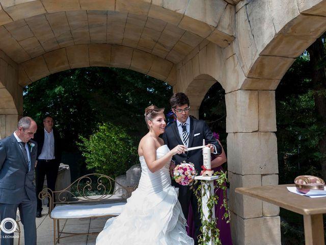 La boda de Mayte y Ander en Huarte-pamplona, Navarra 28