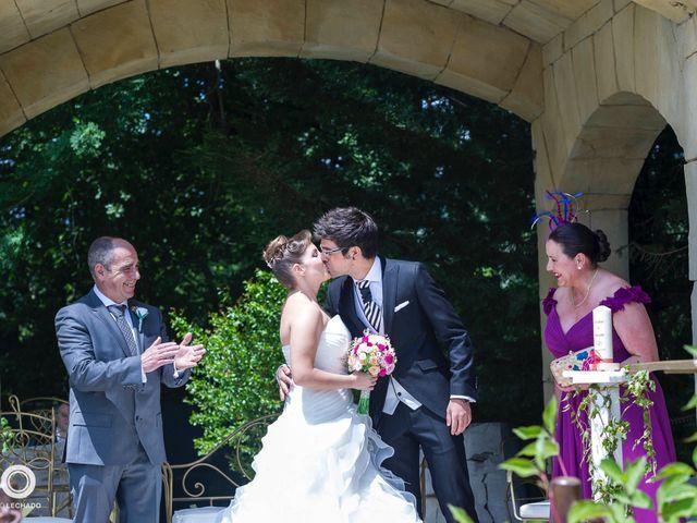 La boda de Mayte y Ander en Huarte-pamplona, Navarra 31