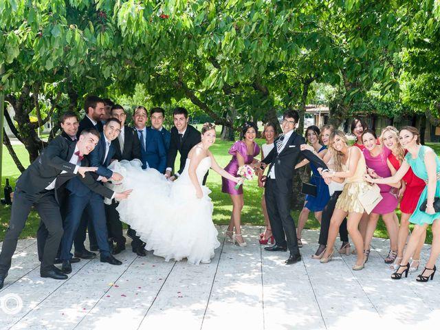 La boda de Mayte y Ander en Huarte-pamplona, Navarra 35