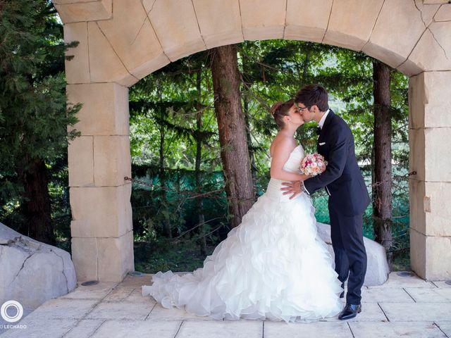 La boda de Mayte y Ander en Huarte-pamplona, Navarra 38