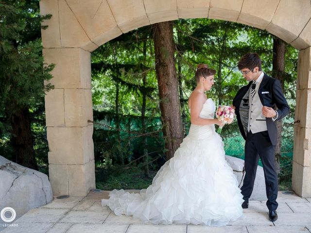 La boda de Mayte y Ander en Huarte-pamplona, Navarra 39