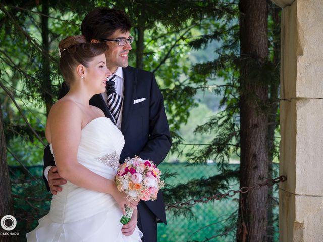 La boda de Mayte y Ander en Huarte-pamplona, Navarra 40