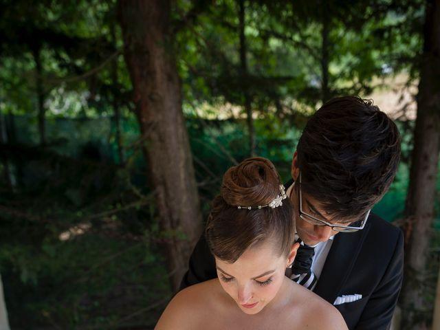 La boda de Mayte y Ander en Huarte-pamplona, Navarra 41