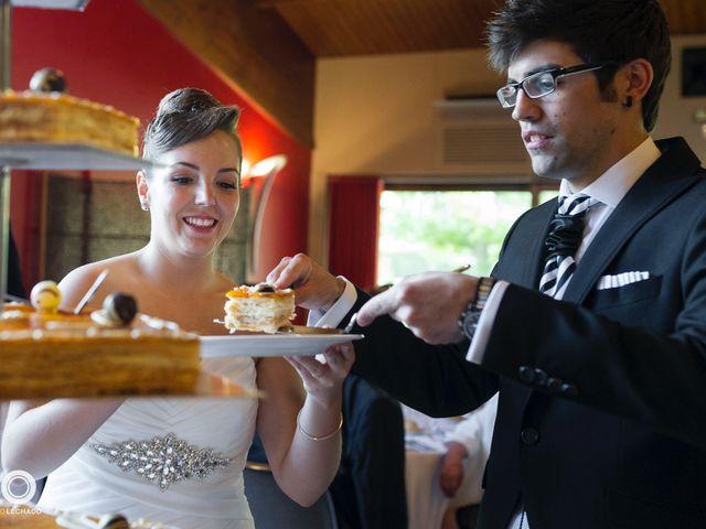 La boda de Mayte y Ander en Huarte-pamplona, Navarra 47