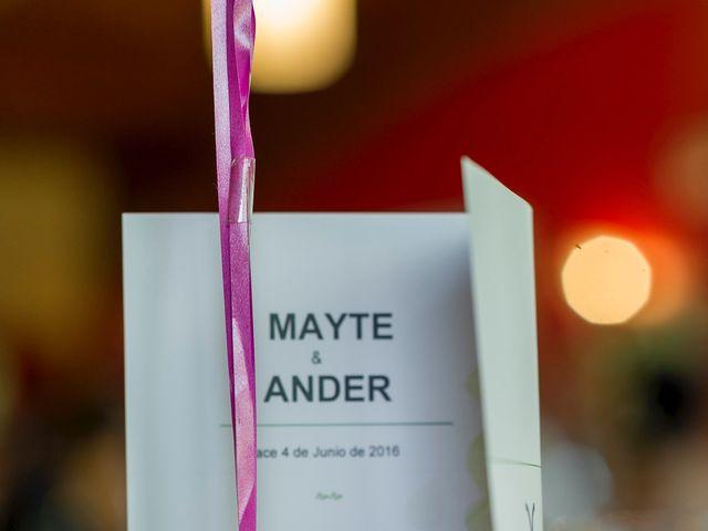 La boda de Mayte y Ander en Huarte-pamplona, Navarra 49
