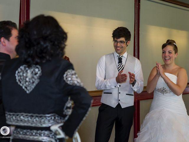 La boda de Mayte y Ander en Huarte-pamplona, Navarra 53