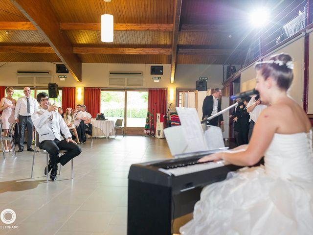 La boda de Mayte y Ander en Huarte-pamplona, Navarra 60