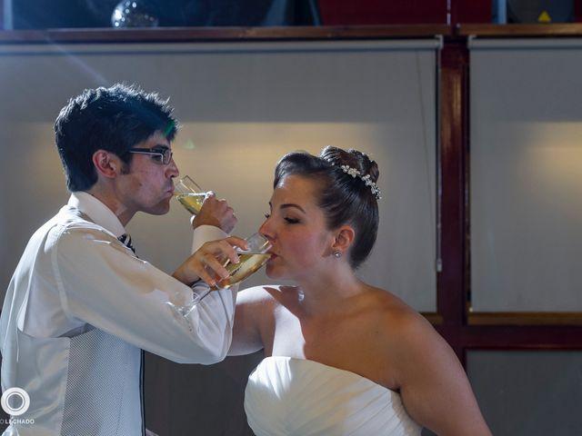La boda de Mayte y Ander en Huarte-pamplona, Navarra 61