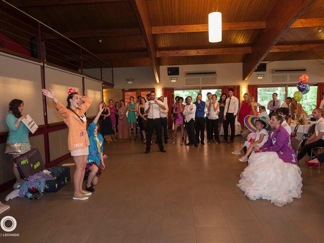La boda de Mayte y Ander en Huarte-pamplona, Navarra 63