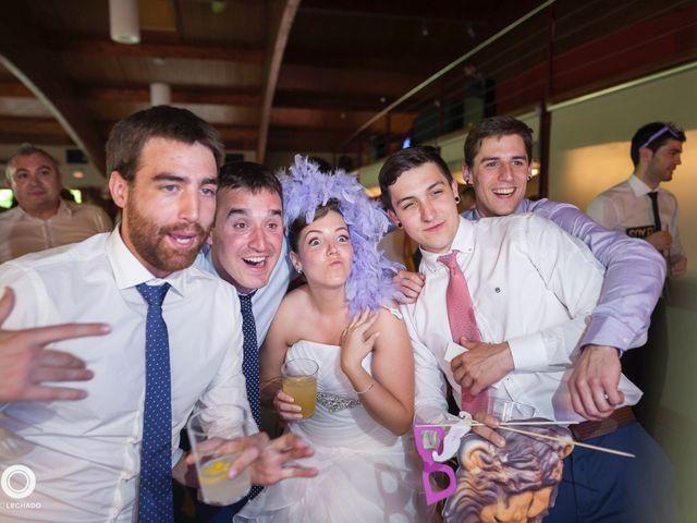 La boda de Mayte y Ander en Huarte-pamplona, Navarra 67
