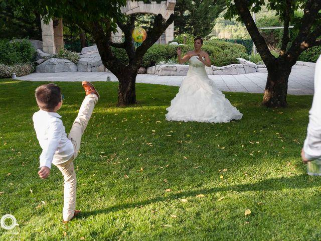 La boda de Mayte y Ander en Huarte-pamplona, Navarra 68