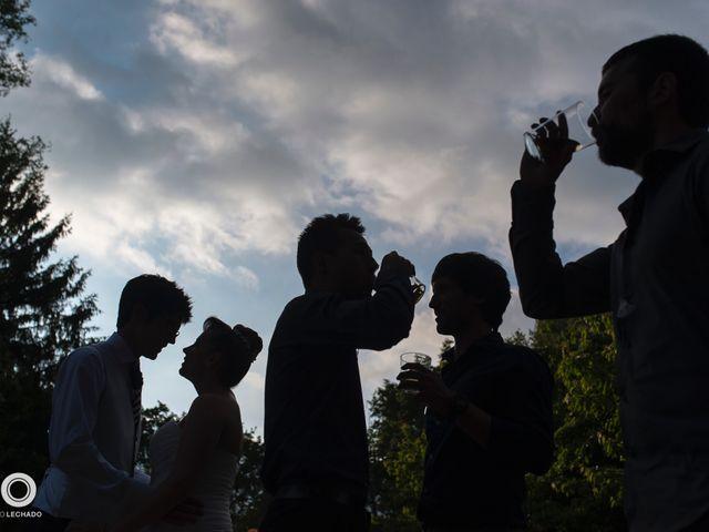 La boda de Mayte y Ander en Huarte-pamplona, Navarra 69