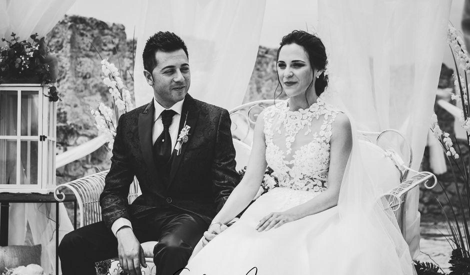 La boda de Sandro y Mireia en Banyeres De Mariola, Alicante