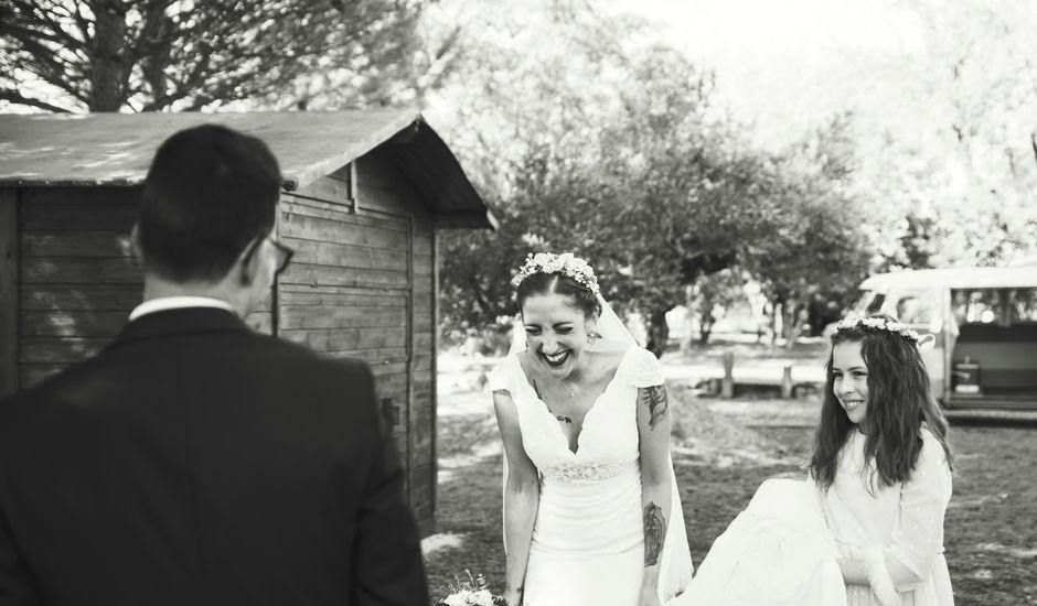 La boda de Fon y Laura en Laguardia, Álava
