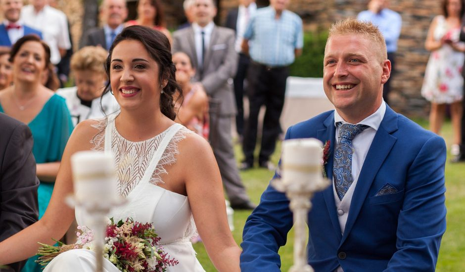 La boda de Jose y Alma en Campillo De Ranas, Guadalajara