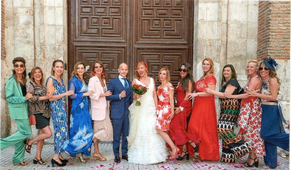 La boda de Jorge y Ana en Valladolid, Valladolid