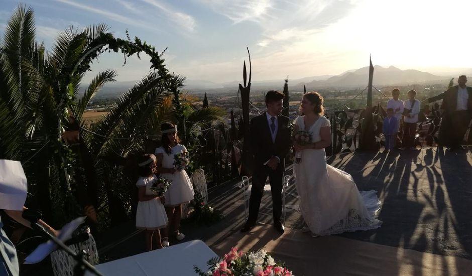 La boda de Antonio y Belén en Granada, Granada